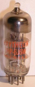 RAYTHEON miniatur 7 pin