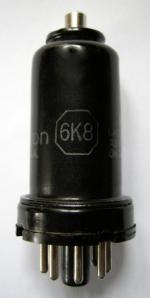 RCA Radiotron 6K8