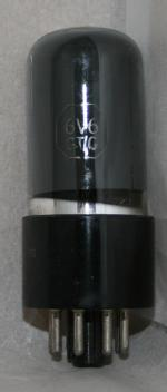 6V6GTG Common type Worldwide tube/semicond