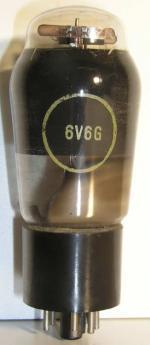 Octal   7 pin Poids : 54.2 grammes Hauteur : 11.5 cm Diamètre : 4.5 cm