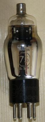 tube valve 75