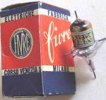 This Fivre tube has the date 9.9.1942 on the label.