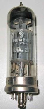 UBL21 Pumpstutzen oben von Siemens Austria.