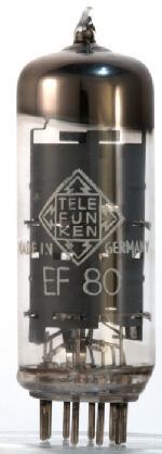 Telefunken EF80