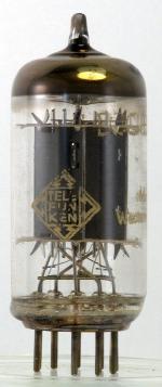 Telefunken ECC83/12AX7