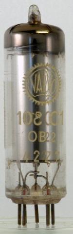 Valvo 108C1 OB2