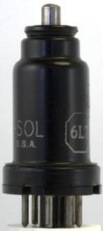 Tung-Sol 6L7