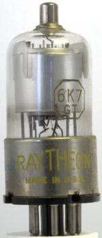 Raytheon 6K7GT