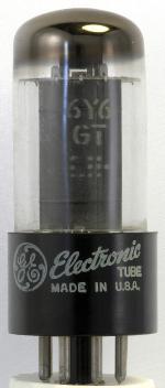 General Electric 6Y6GT