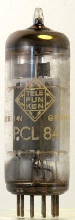 Telefunken PCL84