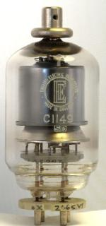 English Electric Valve Co. C1149