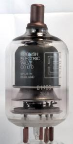 English Electric Valve C1166, radarmodulator