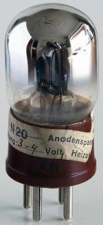 N20 auf der Banderole ist die Bezeichnung für den Prüfer.