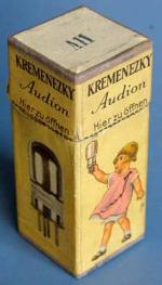 Kremenezky A11 Verpackungskarton