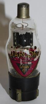 Marconi A537 valve.