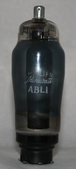 ABL 1  Philips Eindhoven (tubes international) NL