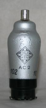 AC 2 Common type Europe tube/semicond. EU