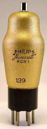 Seltene Philips-Bestempelung