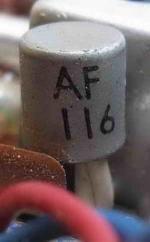 dans radio transistor Pizon Translitor 1500