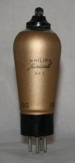 AF 2  Philips Eindhoven (tubes international) NL