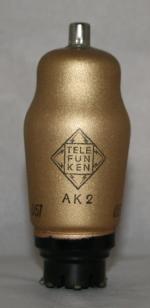 AK 2 Common type tube/semicond. EU