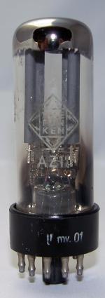 AZ11 mit zylindrischem Kolben