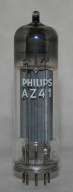 AZ 41 Common type tube/semicond. EU