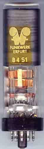 B4S1 Funkwerk Erfurt Oszillografenröhre