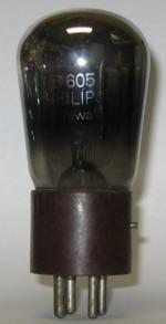 Philips B605 valve