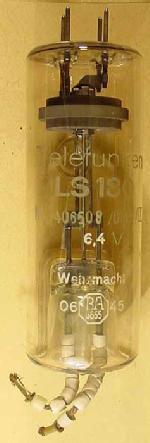 LS 180, BA6655, Wehrmacht, Telefunken, 06/45, Nr. 406508/0145/IX