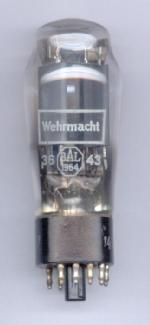 Telefunken AZ12, Wehrmacht, BAL1964, 36  43