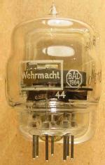 RS 394, BAL1964, Wehrmacht, Telefunken, 25/44, Nr.105879/0544/4
