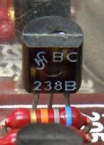 von Siemens, im Uhrenteil des Grundig Sono Clock 250