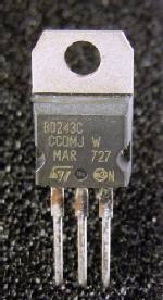 BD243C SGS Thomson