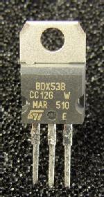 BDX53B SGS Thomson