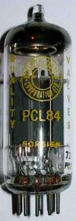 A Bentley brand PCL84 valve