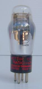 Westinghouse Canada 30 Triode Valve
