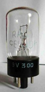 Iron hydrogen regulator Radio Celsior