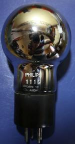 Tube Valve Philips 1119