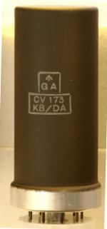 CV173 'A.M. REF. No. 10CV/173' (EF55)