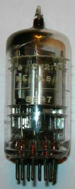 A CV2135 (6BR7) valve