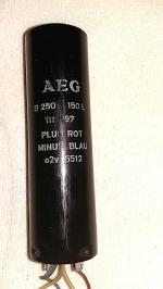 Gleichrichter AEG B 250 C 150 L