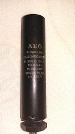 Gleichrichter AEG B300 C 150 M