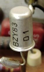 Siemens BZY83D1, aus Wega 3110 HiFi