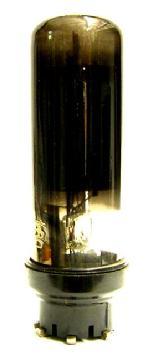 AL4 mit zylindrischem Glaskolben von 1938