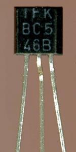 BC546B Telefunken