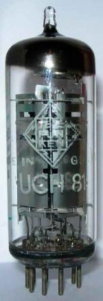 Telefunken UCH81 valve