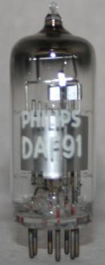 DAF 91 Pilips Eindhoven tubes international NL