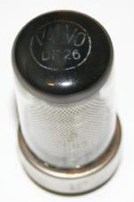 DF26 von Valvo, mit Stempel 'Wehrmacht-Eigentum'