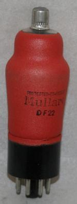 DF 22 Philips Eindhoven tubes international NL